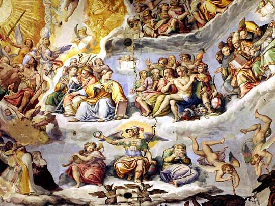 Duomo Fresco 2001